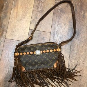 tricked out lv purse